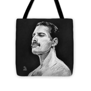 Bag Freddie Mercury by ElisP