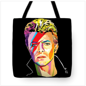 Bag David Bowie by ElisP