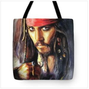 Jack Sparrow by Elis bag